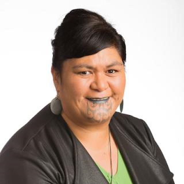 Photo of Hon Nanaia Mahuta