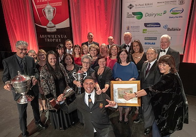 Te Puni Kōkiri is a proud sponsor of the Ahuwhenua Trophy BNZ Māori Excellence in Farming and Ahuwhenua Young Māori Farmer Awards. We congratulate all of the winners, finalists and their whānau.